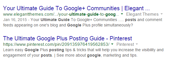 Ultimate Google Plus Posting Guide Real Integrated Marekting